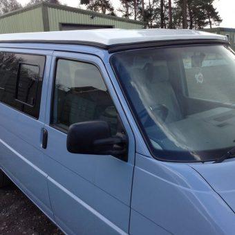Vauxhall Vivaro Rear Conversion Revampavan - VW Camper Conversions Bournemouth Dorset UK