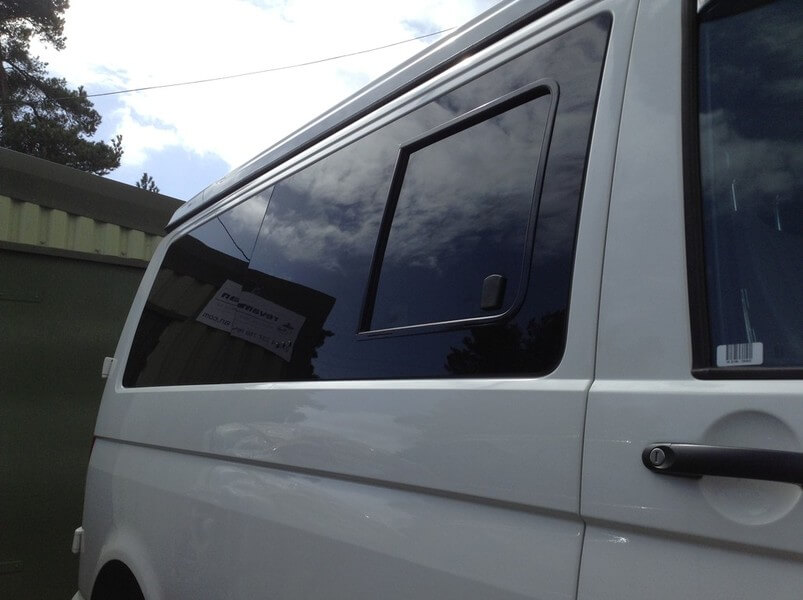 T5 6 Windows Privacy Glass Revampavan T5 Amp T6 Vw Camper