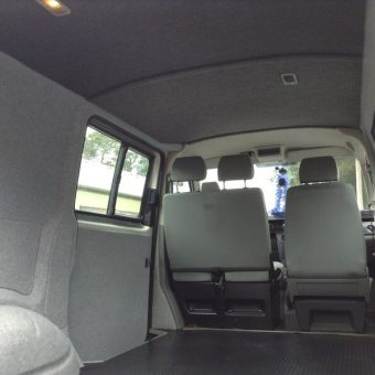 Vauxhall Vivaro Rear Conversion Revampavan - VW Camper Conversions Bournemouth Dorset UK