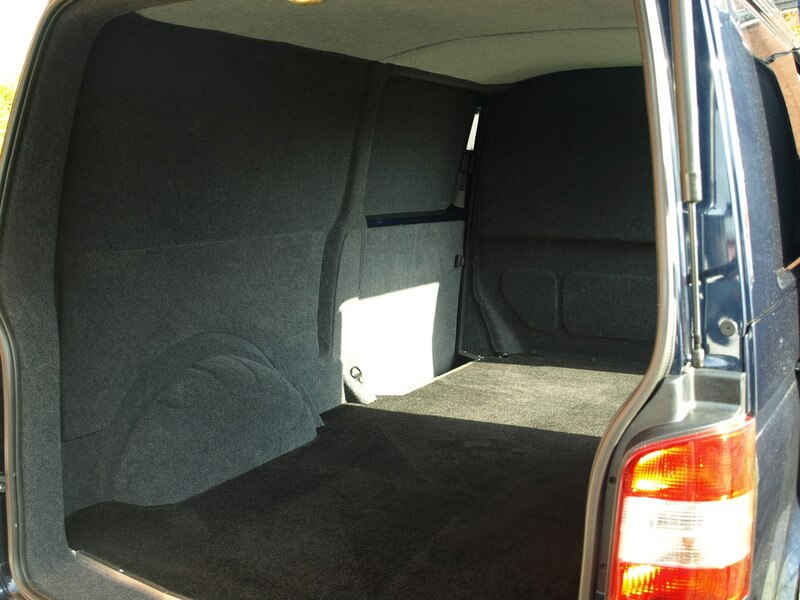 Carpet Lining   Revampavan VW Camper Van   Bournemouth, Dorset UK