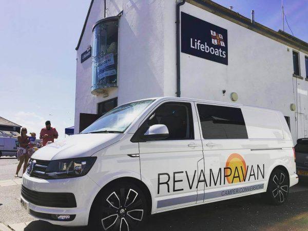 Revampavan-Dorset-RNLI
