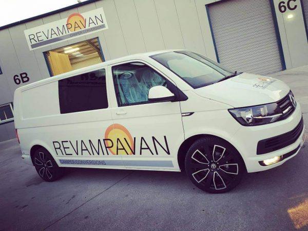 The New Van