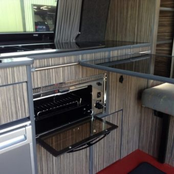 campervan units bournemouth dorset