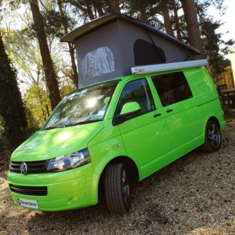 Reimo-Roof-green-van