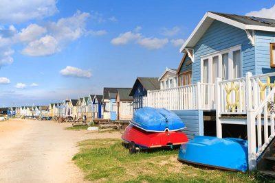 christchurch mudeford beach huts