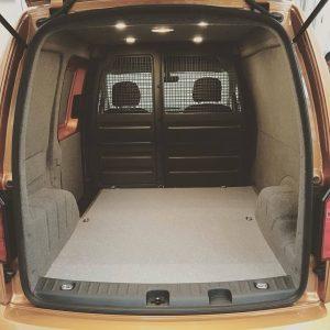 caddy interior