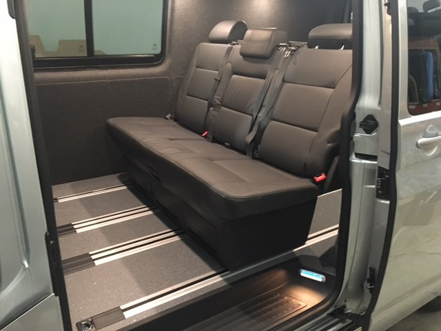 Caravelle Seats Revampavan Camper Conversions Revamp