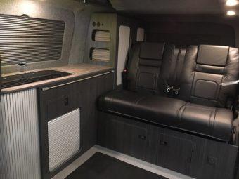black RIB seat