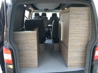 View our range of van conversion packages - Revampavan