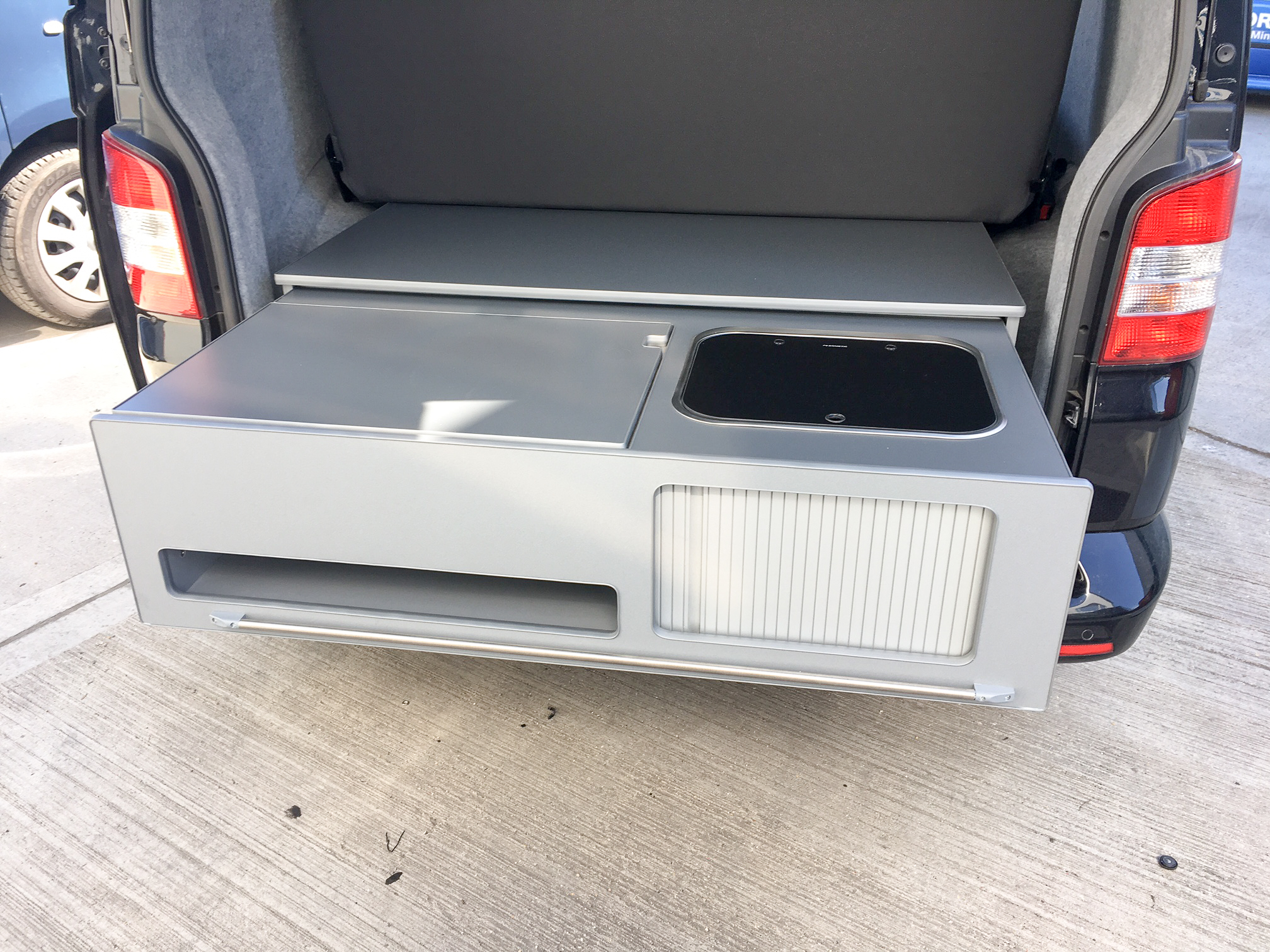 Revampavan®BBQ Pod Revampavan - VW Camper Conversions Bournemouth Dorset UK