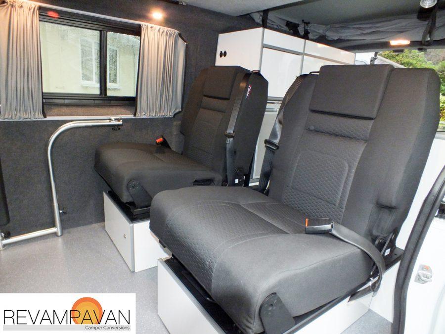 Van Seats And Beds El Kapitan – Fondos de Pantalla