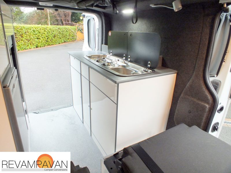 Vauxhall Van Conversion Seats