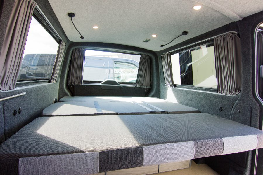 VW Conversion - Van Conversion - Bed