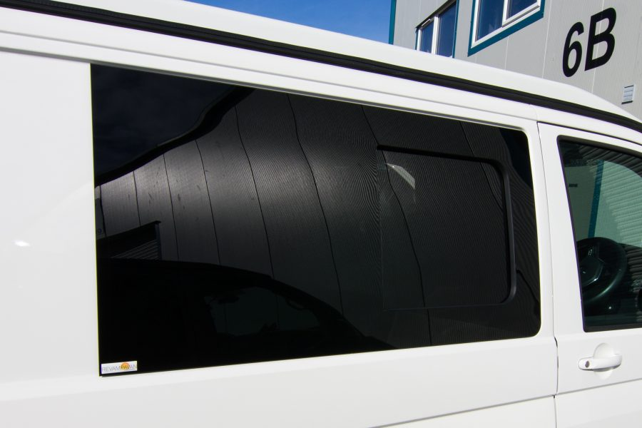 VW T5 & T6 Van Window Fitting Services - Revampavan